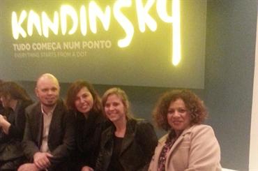 Abertura Exposição Kandinsky - 07.07.2015