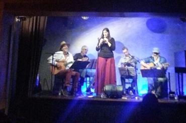 Canto Livro - Show Presepe - 16/12/2014